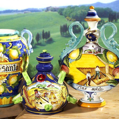 Toscana Pottery