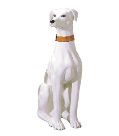 Italian Ceramic Dog